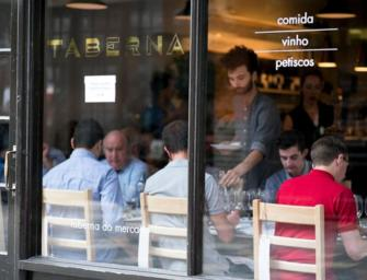 Portuguese Wine School at Taberna do Mercado with The Wine Detective