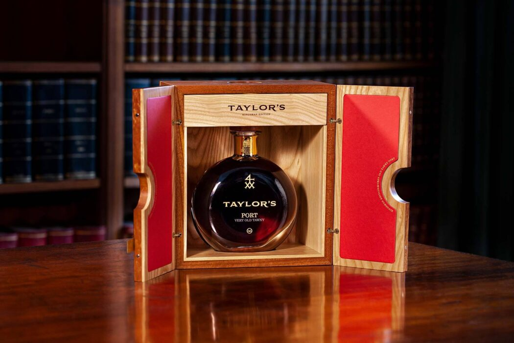 Taylor's Very Old Tawny Port – Kingsman Edition