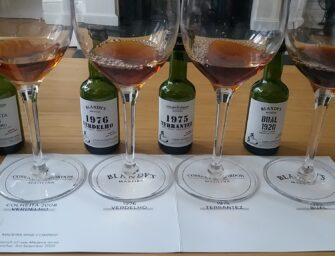 First taste: Blandy's & Cossart Gordon latest Madeira Vintage Releases
