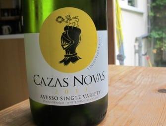 First taste: Cazas Novas Avesso 2013 Vinho Verde