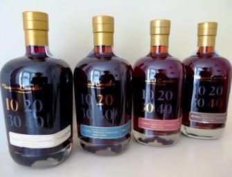 A Royal Flush From Vasques de Carvalho: 10-40 Year Old Tawny Port