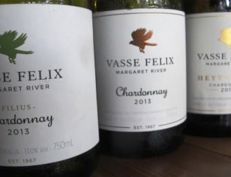 First taste: a trio of Vasse Felix 2013 Chardonnays