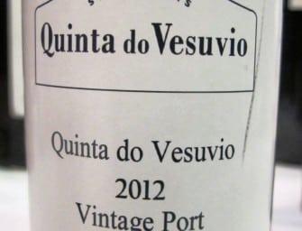 First taste: Dow's Quinta da Senhora da Ribeira & Quinta do Vesuvio 2012 Single Quinta Vintage Ports