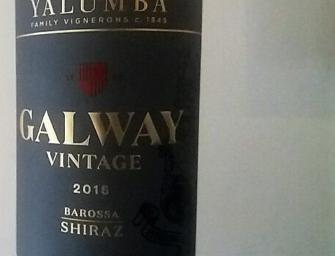 Sub-£20 Australian Shiraz: Yalumba Galway 2015 & Penfold's Max's Shiraz 2015