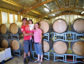 Sinapius – a new generation of Tasmanian vignerons