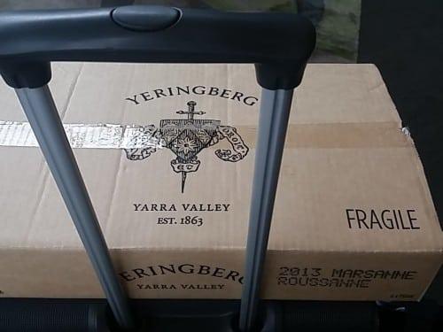 Yeringberg bounty